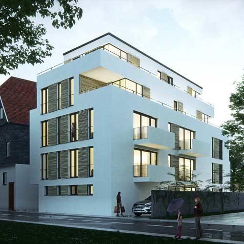 Mehrfamilienhaus in Bensheim
