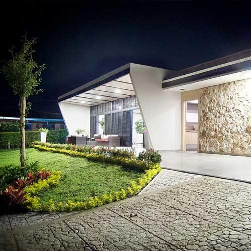 Landhaus Südamerika