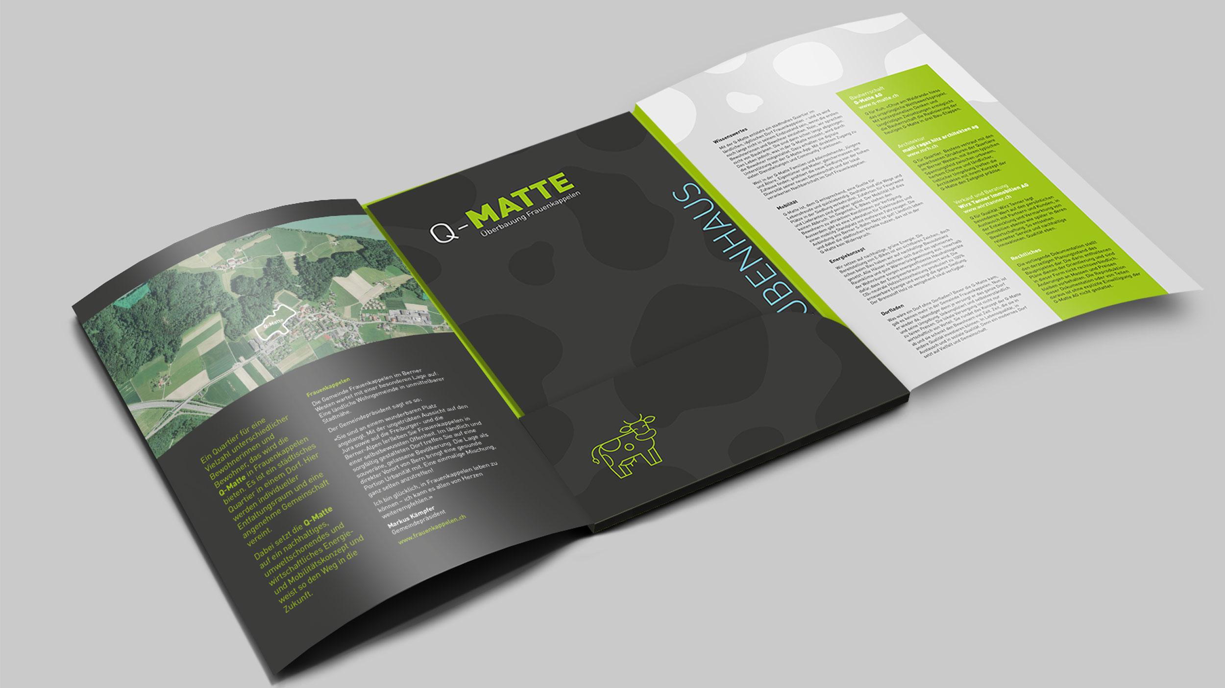 Q-Matte folder GPU Design