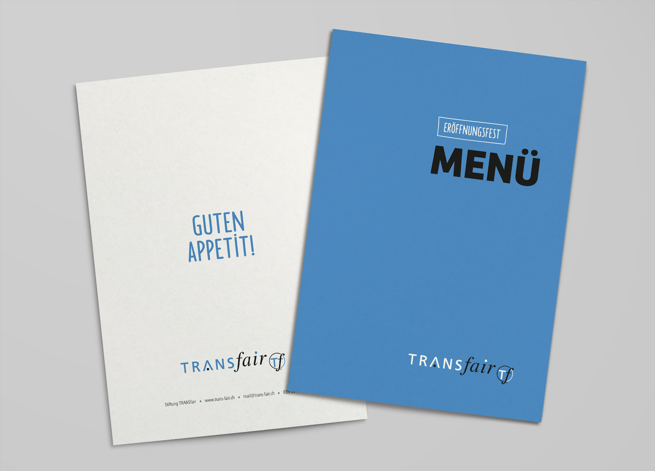 Foundation TRANSfair menu GPU Desiagn