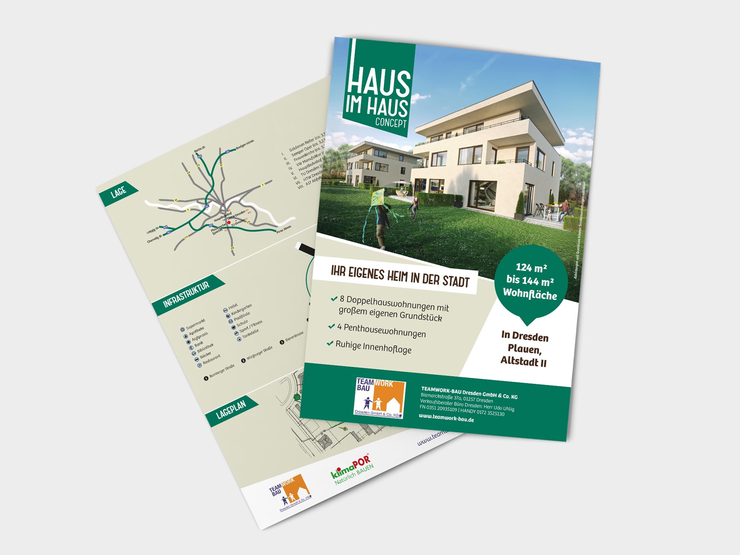 Haus im Haus brochure by GPU Design