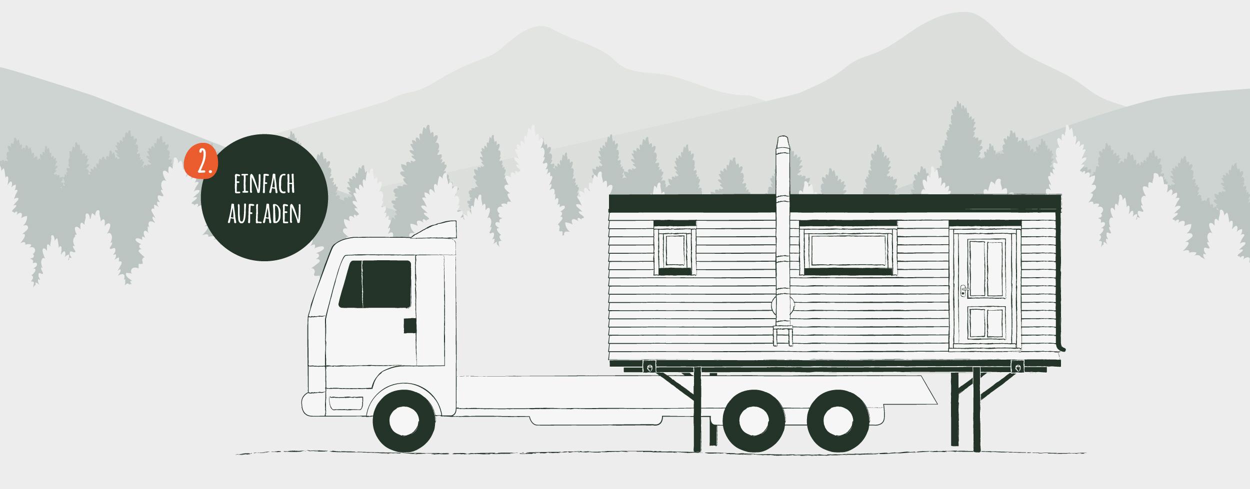 Reset House illustrations GPU Design