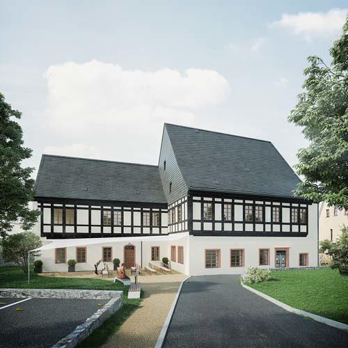 Old Parish Wolkenstein