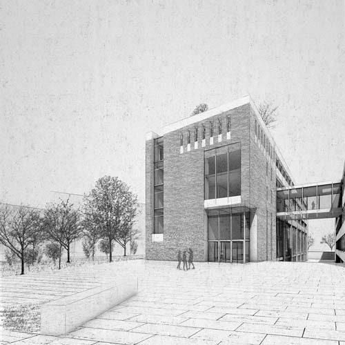 HDA campus expansion