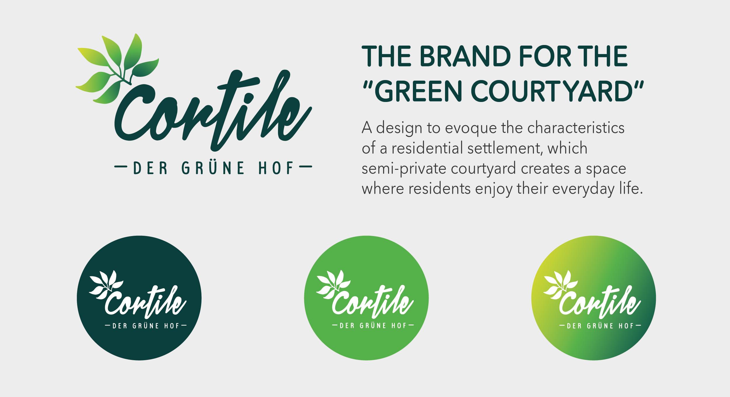 Cortile brand by GPU Design