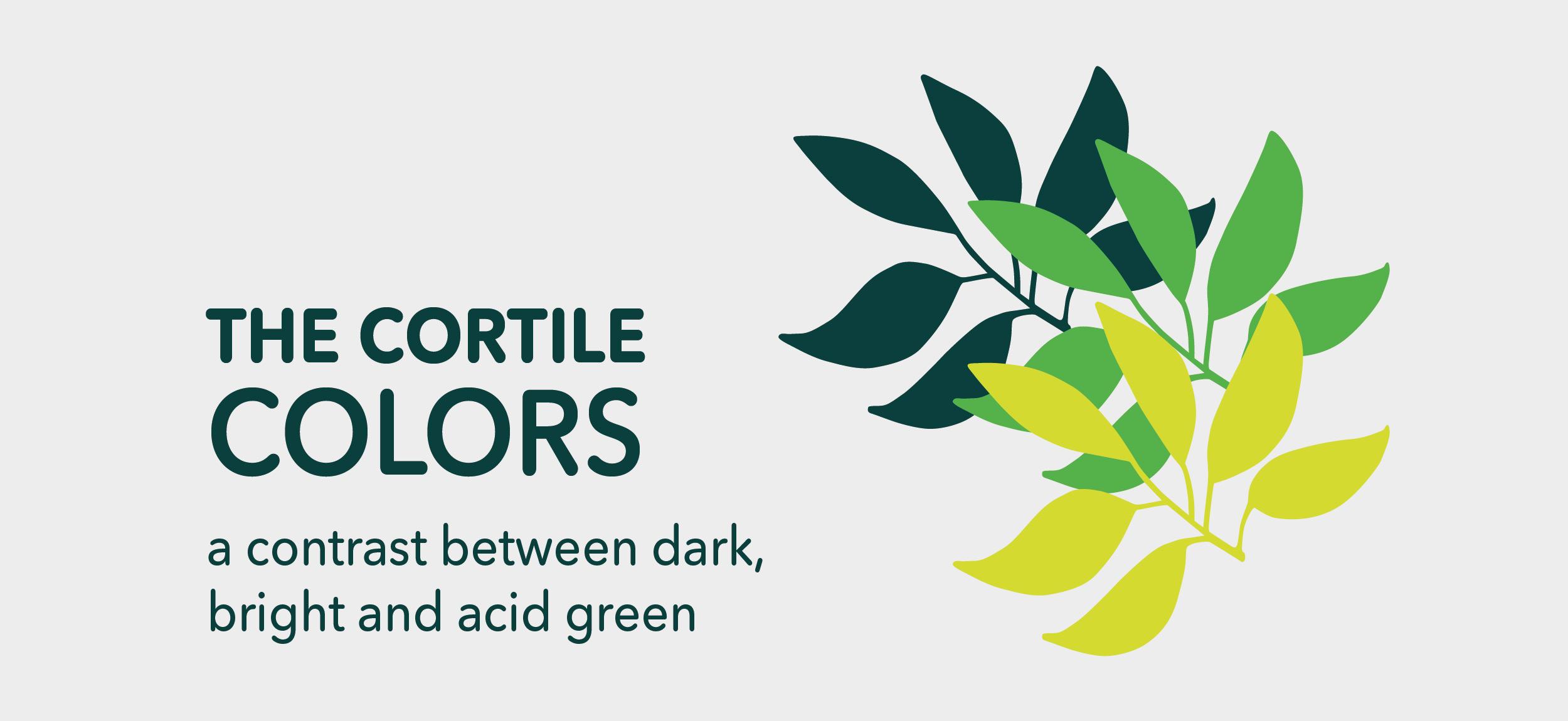 Cortile colors by GPU Design