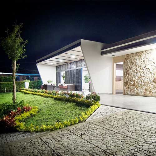 Country House South America