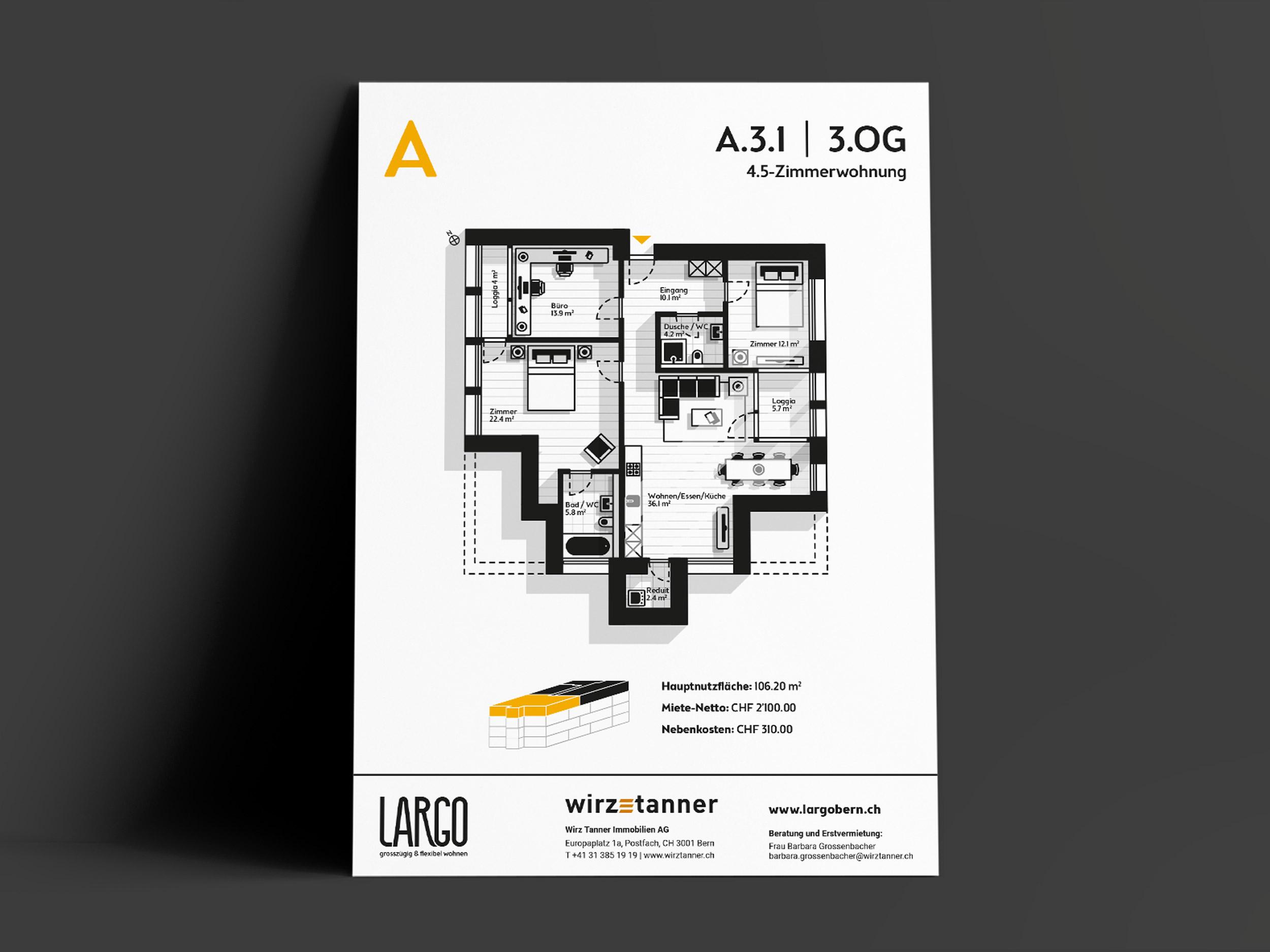 LARGO digital sheet by GPU Design